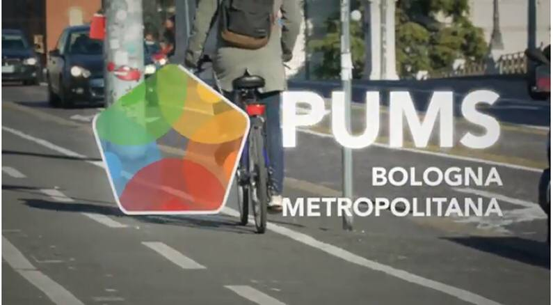 PUMS - Piano Urbano della Mobilità Sostenibile di Bologna Metropolitana - 2017