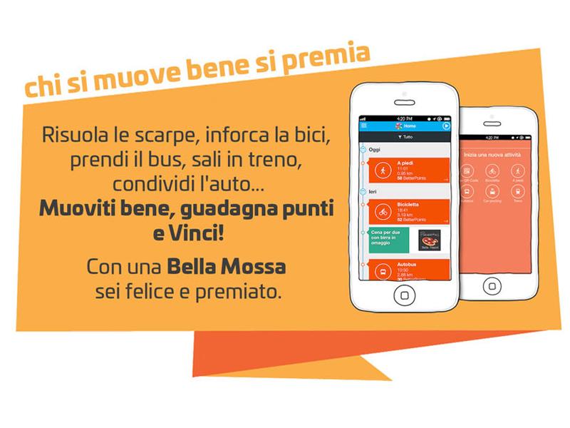 Torna Bella Mossa-edizione 2018, dal 1° aprile al 30 settembre
