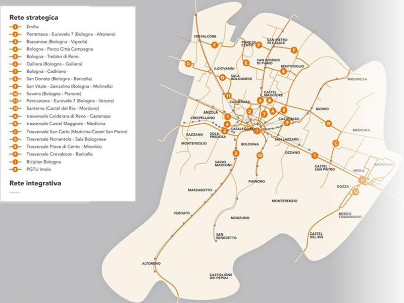 A piedi o in bici: 700 km di nuove piste nel biciplan metropolitano, più percorsi e spazi per i pedoni e città a 30 Km/h