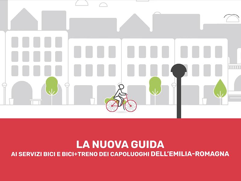 BikER: un sito e una guida per promuovere gli spostamenti bici+treno nei capoluoghi della Regione