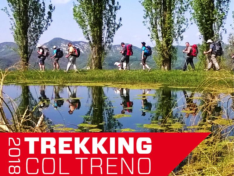 Trekking col treno 2018: 27a edizione alla scoperta del territorio bolognese