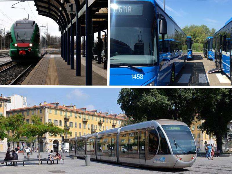 Presentata la rete del Trasporto Pubblico Metropolitano: 4 linee di tram integrate con 5 linee SFM