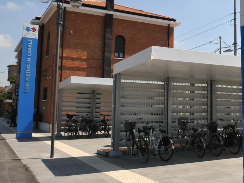 Treni, rinnovata la stazione SFM di San Pietro in Casale