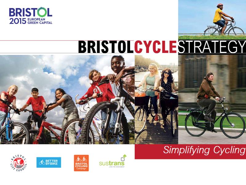 Come Bristol ha ridotto il traffico promuovendo l'attività motoria