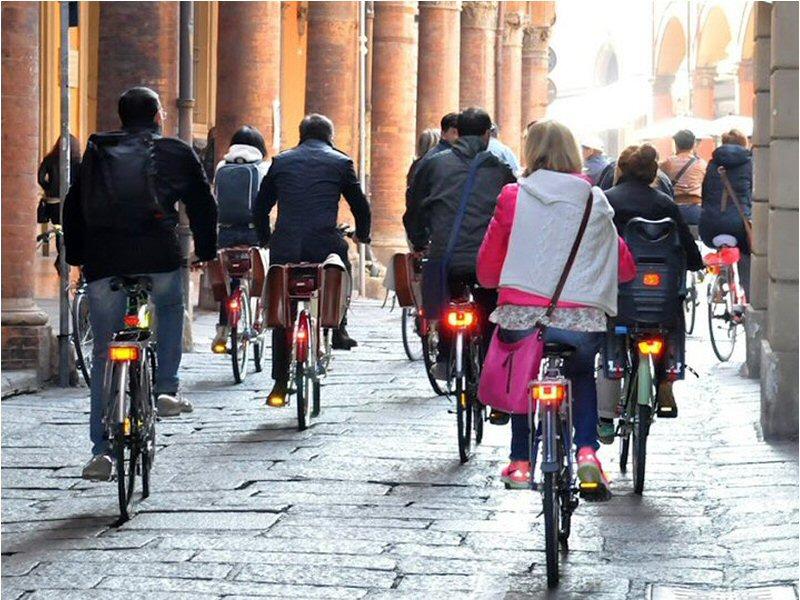 Un nuovo percorso ciclabile dal cuore di Bologna a Castel Maggiore