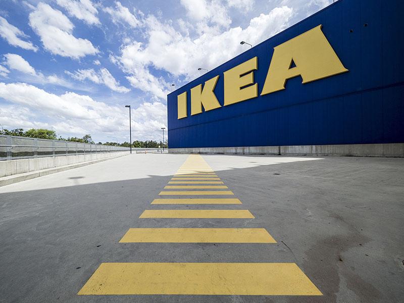 Ikea e la svolta green nella logistica: da oggi consegne solo con vetture elettriche
