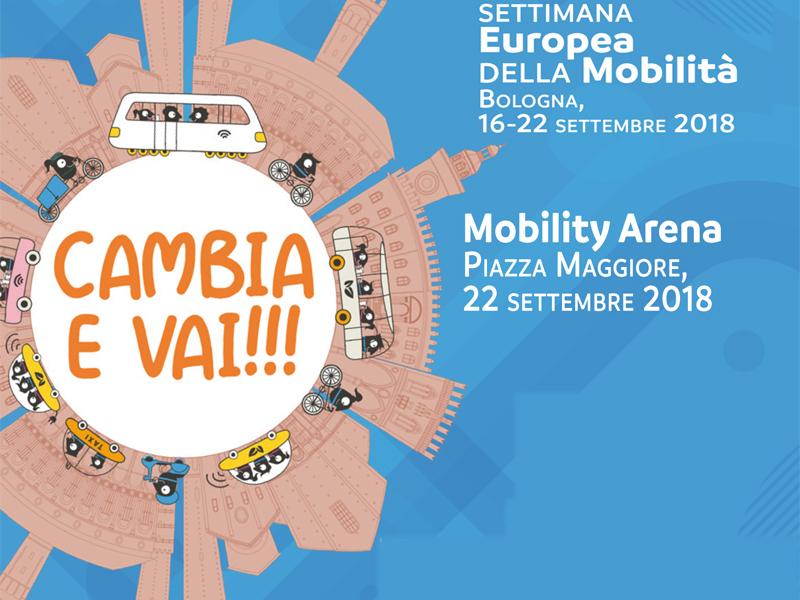 Torna la settimana europea della mobilità, dal 16 al 22 settembre