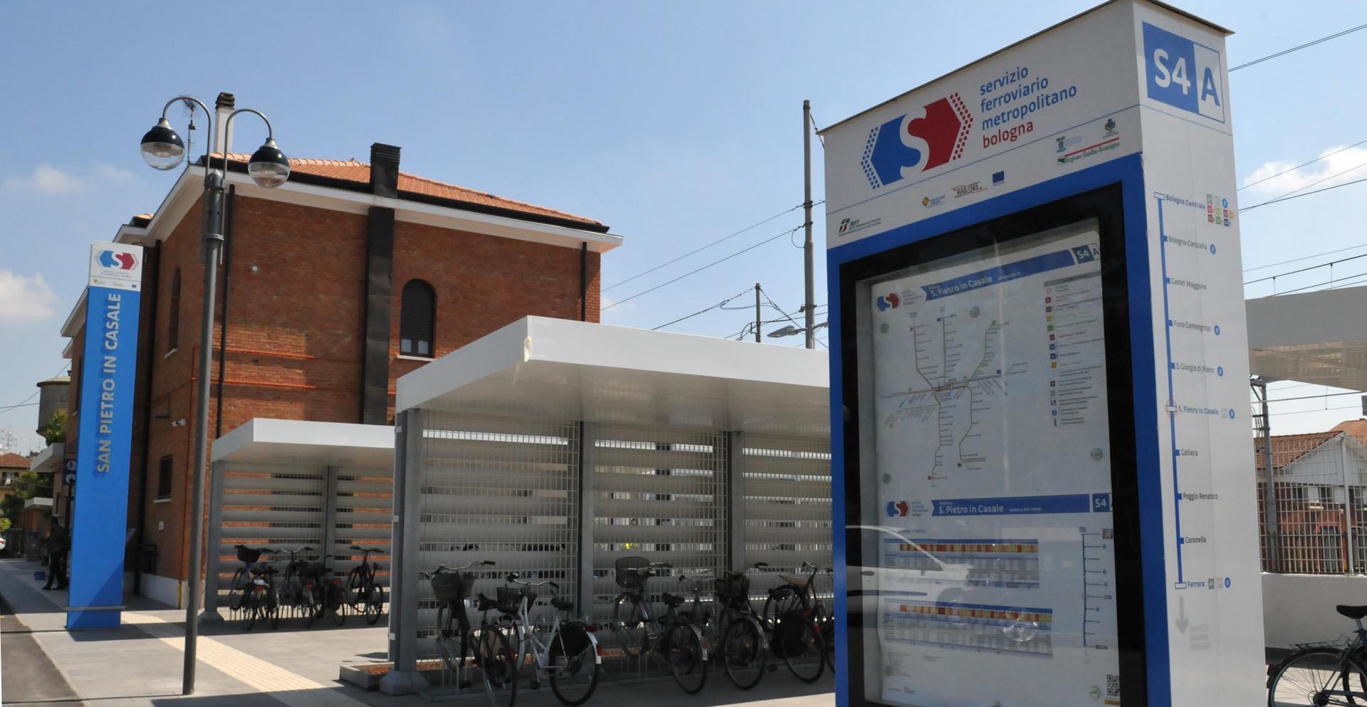 Stazione SFM di San Pietro in Casale