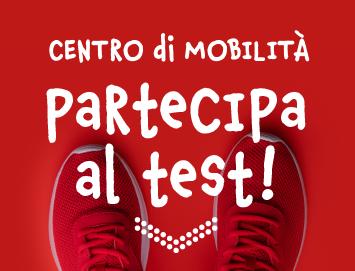 Doppio test per i Centri di Mobilità di Vergato e Castel San Pietro: online e in presenza
