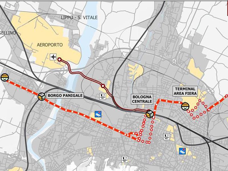 I risultati e le prime azioni del Piano Urbano della Mobilità sostenibile di Bologna metropolitana