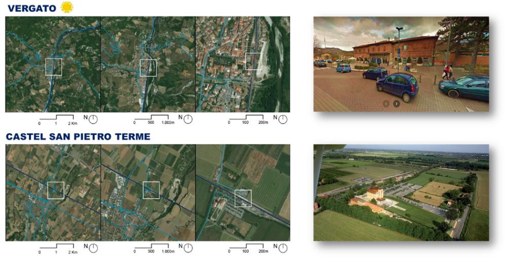 Centri di Mobilità di Vergato e Castel San Pietro Terme - PFTE